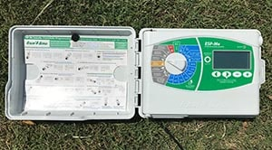 sprinkler system controller